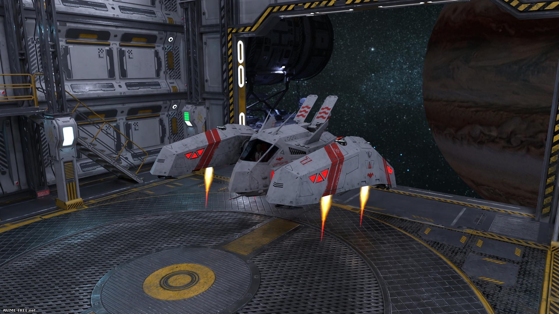 Callisto [2019] [Uncen] [ADV, 3DCG] [Android Compatible] [ENG] H-Game