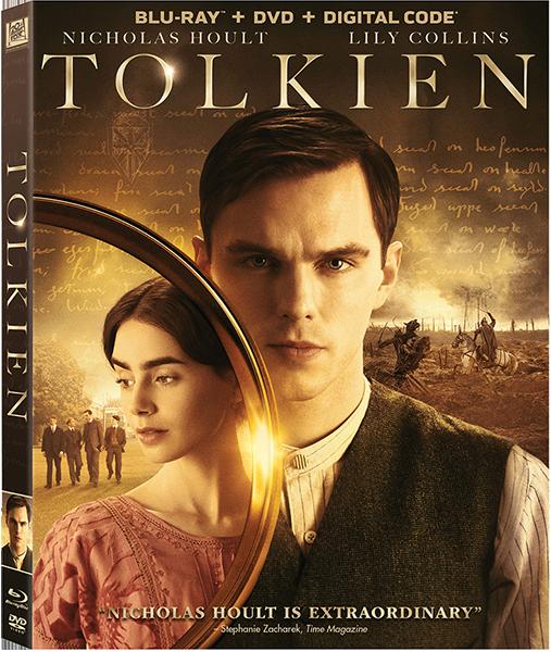 Толкин / Tolkien (2019) BDRip-HEVC 1080p | P | iTunes