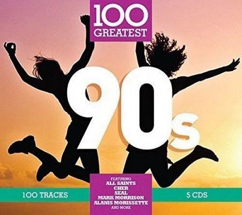 VA – 100 Greatest 90s (5CD) (2017)