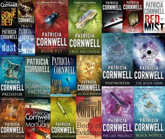 Patricia Cornwell - Audiobook Collection