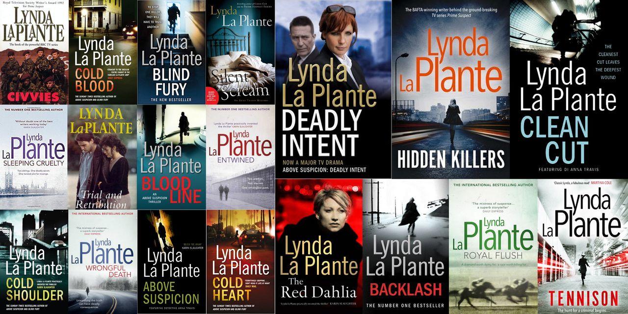 Lynda La Plante - Collection