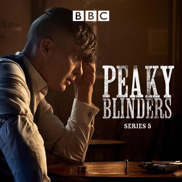 Острые козырьки / Заточенные кепки / Peaky Blinders [05x01-04 из 06] (2019) WEB-DLRip | LostFilm