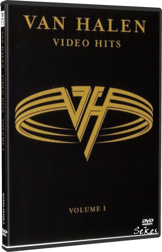 Van Halen - Video Hits Volume 1 (1999, DVD5)