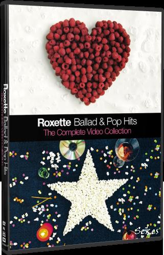 Roxette - Ballad & Pop Hits (2003, DVD9)