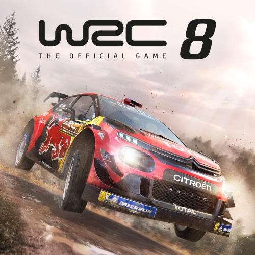 WRC 8 FIA World Rally Championship [v 1.5.1 + DLCs] (2019) PC | Repack