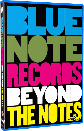 Blue Note Records - Beyond The Notes (2019, Blu-ray)
