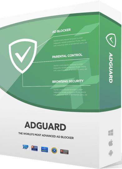 Adguard Premium 7.2.2920.0 RC Multilingual / Polska wersja językowa