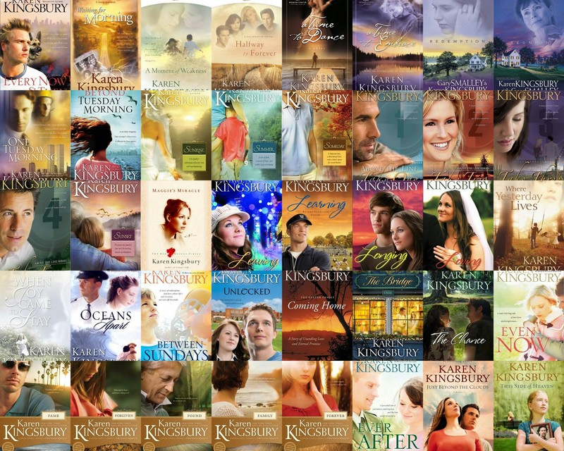 Karen Kingsbury - Collection