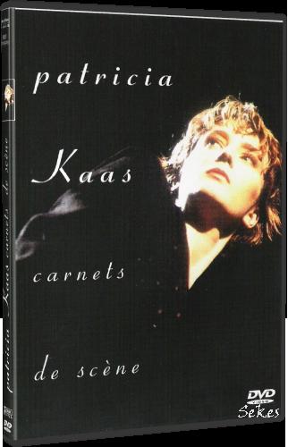 Patricia Kaas - Carnets De Scene 1990 (2004, DVD5)