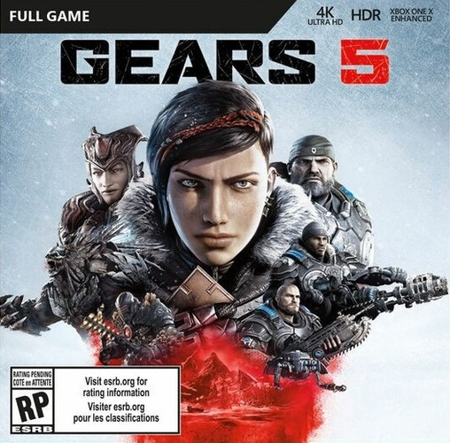 Gears 5: Ultimate Edition [v 1.1.97.0 + DLCs] (2019) PC | Repack от xatab | 61.73 GB