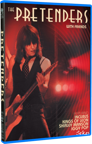 Pretenders - With Friends (2019, Blu-ray)