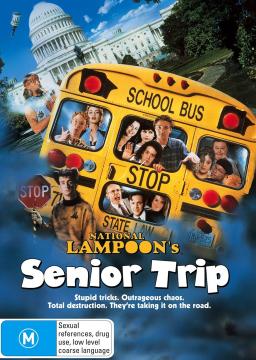 Большое путешествие / Путешествие выпускников / Senior Trip (1995) WEB-DL 1080p