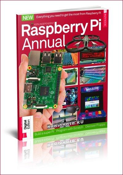 Raspberry Pi Annual Volume 4