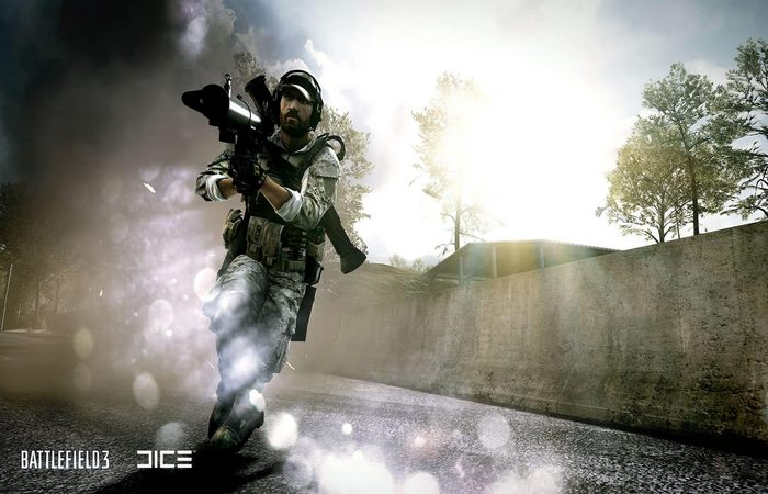 Battlefield 3-RELOADED + Update 4