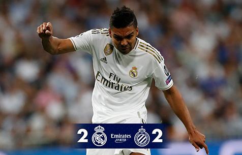 Real Madrid C.F. - Club Brugge KV 2:2