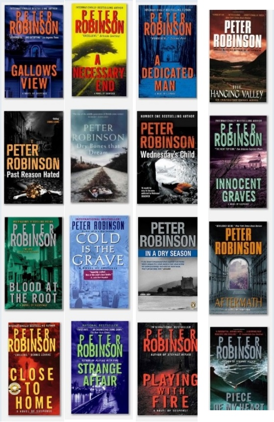 Peter Robinson - Collection