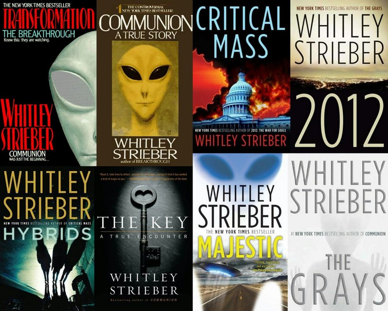 Whitley Strieber - Collection