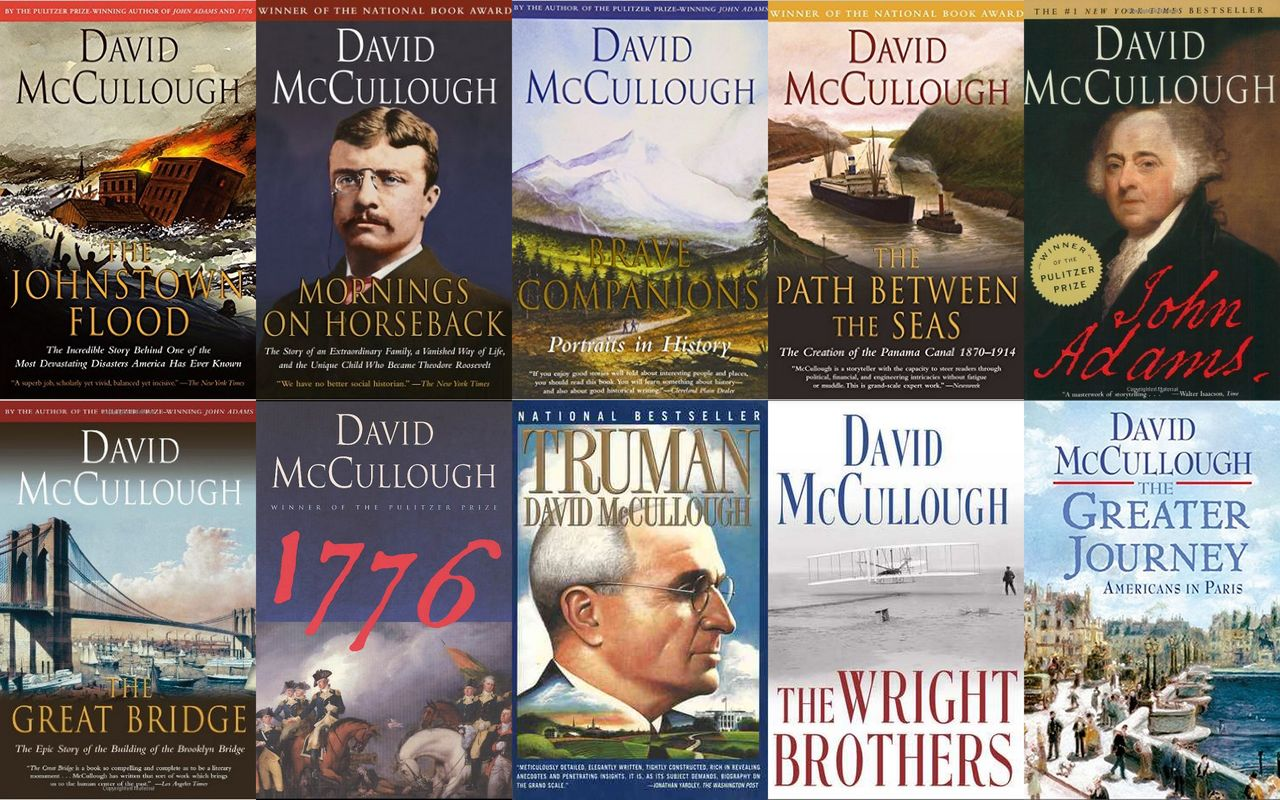 David McCullough - Collection