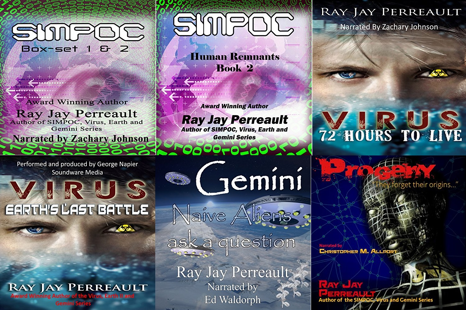 Ray Jay Perreault - Collection