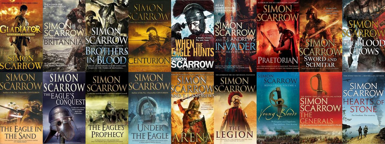 Simon Scarrow - Collection