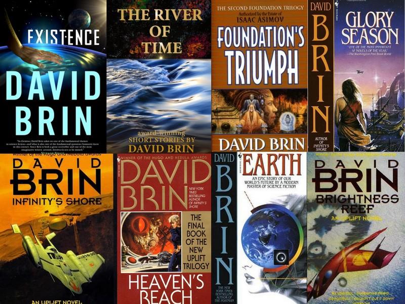 David Brin - Collection