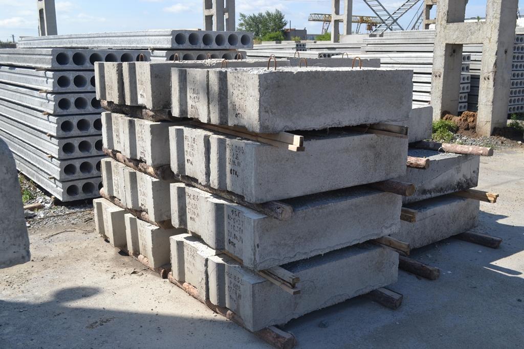 Хранение блоков в штабелях