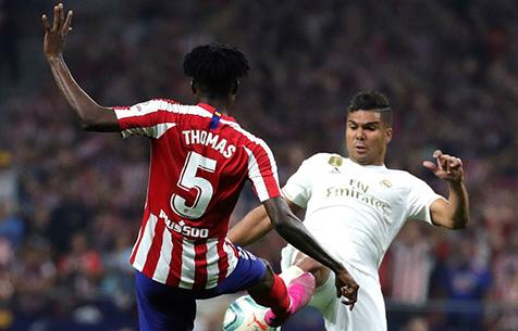 """Полиция задержала злоумышленников, которые грабили дома игроков """"Мадрида"""" и """"Атлетико"""""""
