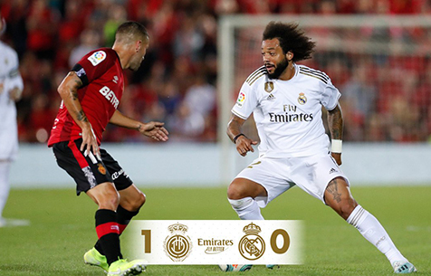 RCD Mallorca - Real Madrid C.F. 1:0