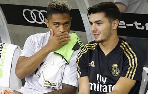 """Marca: """"Мадрид"""" ищет варианты для Браима и Мариано в зимнее ТО"""