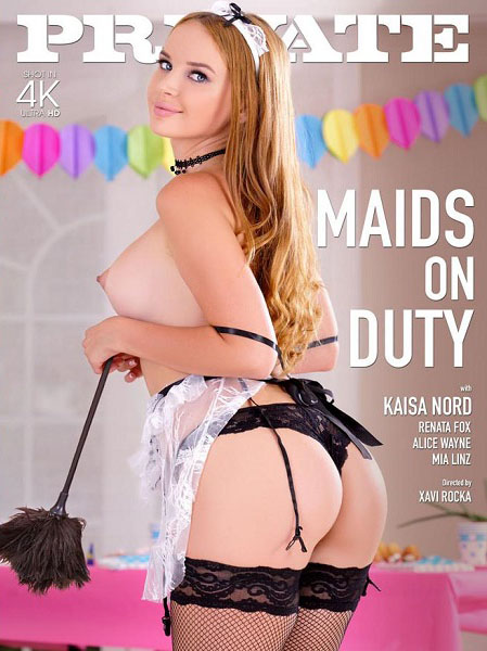 Горничные на дежурстве / Maids on Duty (2019) WEBRip