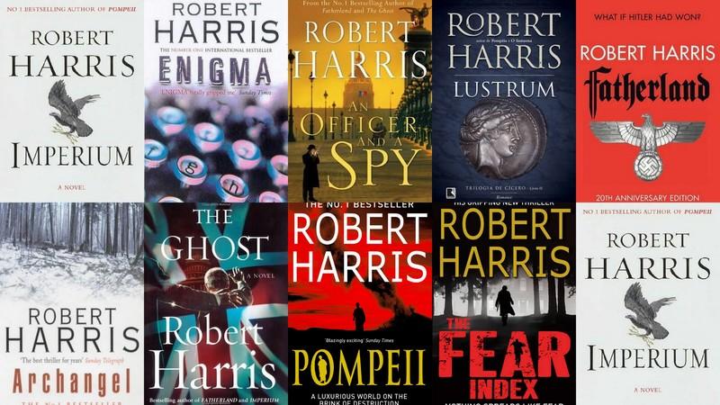 Robert Harris - Collection