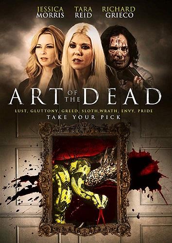 Art Of The Dead 2019 1080p WEB-DL H264 AC3-EVO
