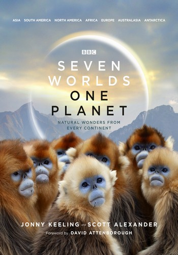 Семь миров, одна планета / Seven Worlds, One Planet (2019) WEB-DL [H.264 / 1080p] (сезон 1, серии 1-3 из 7) [MVO] (Обновляемая)