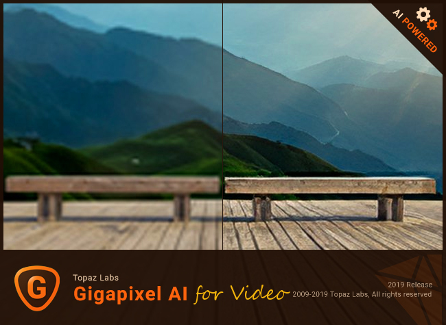 Topaz Gigapixel AI for Video 0.2.3 x64