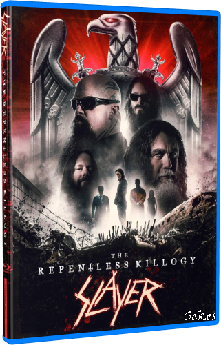 Slayer - The Repentless Killogy (2019, BDRip 1080p)
