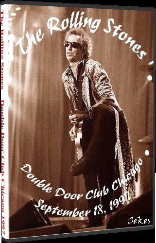 The Rolling Stones - Double Door Club Chicago 1997 (2018, DVD5)