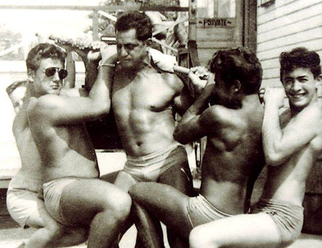 Джо Роллино: история американского Геракла ростом 165 см