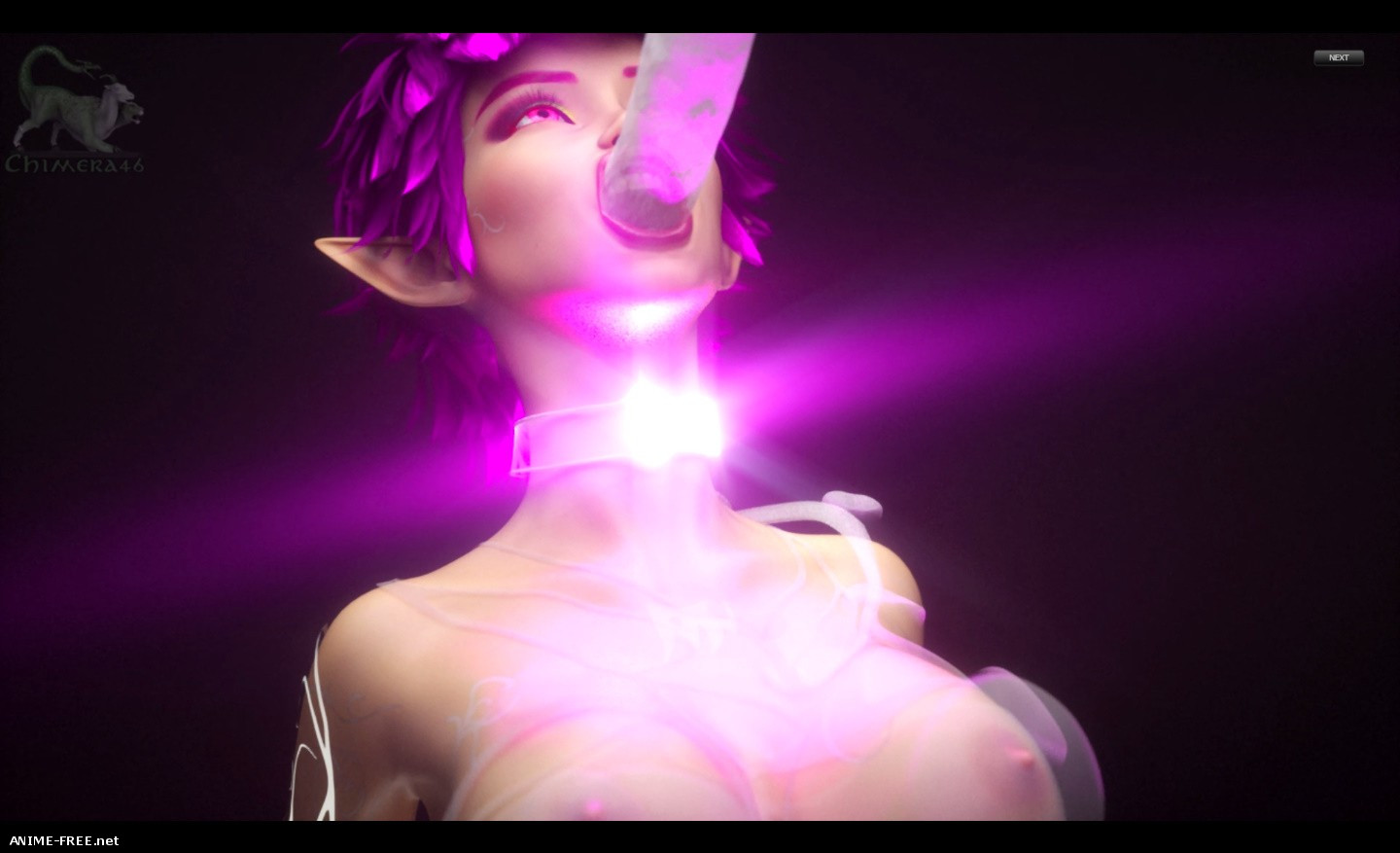 Divine Avatar - Chapter One [2019] [Uncen] [3DCG, Animation] [ENG] H-Game