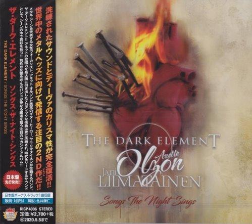 The Dark Element - Songs The Night Sings (2019) Japanese Edition [WavPack Lossless image + .cue] &ltHeavy Metal, Power Metal>
