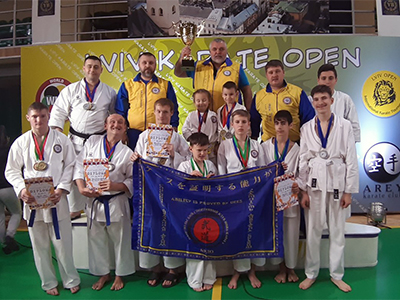 3rd International UKF Inclusive Karate Cup