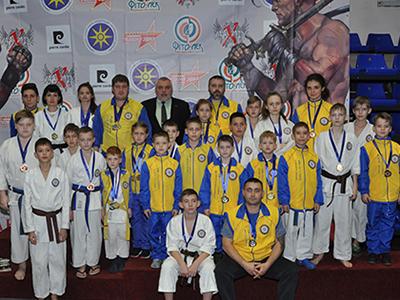 Чемпионат Мира по козацкому двобою в Харькове