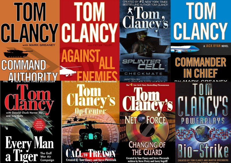 Tom Clancy - Collection