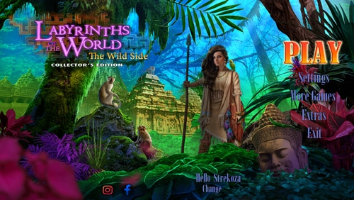 Labyrinths of the World 11: The Wild Side Collectors Edition 2020 Final