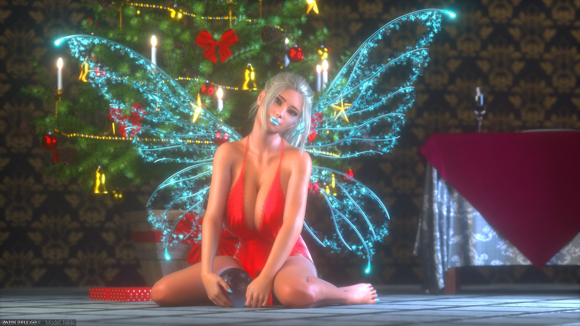 2019 Christmas Charity Set [Uncen] [3DCG] [ENG] Porn Comics