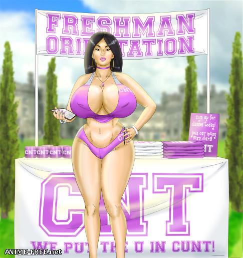 CNT University! [2020] [Uncen] [ADV] [ENG] H-Game