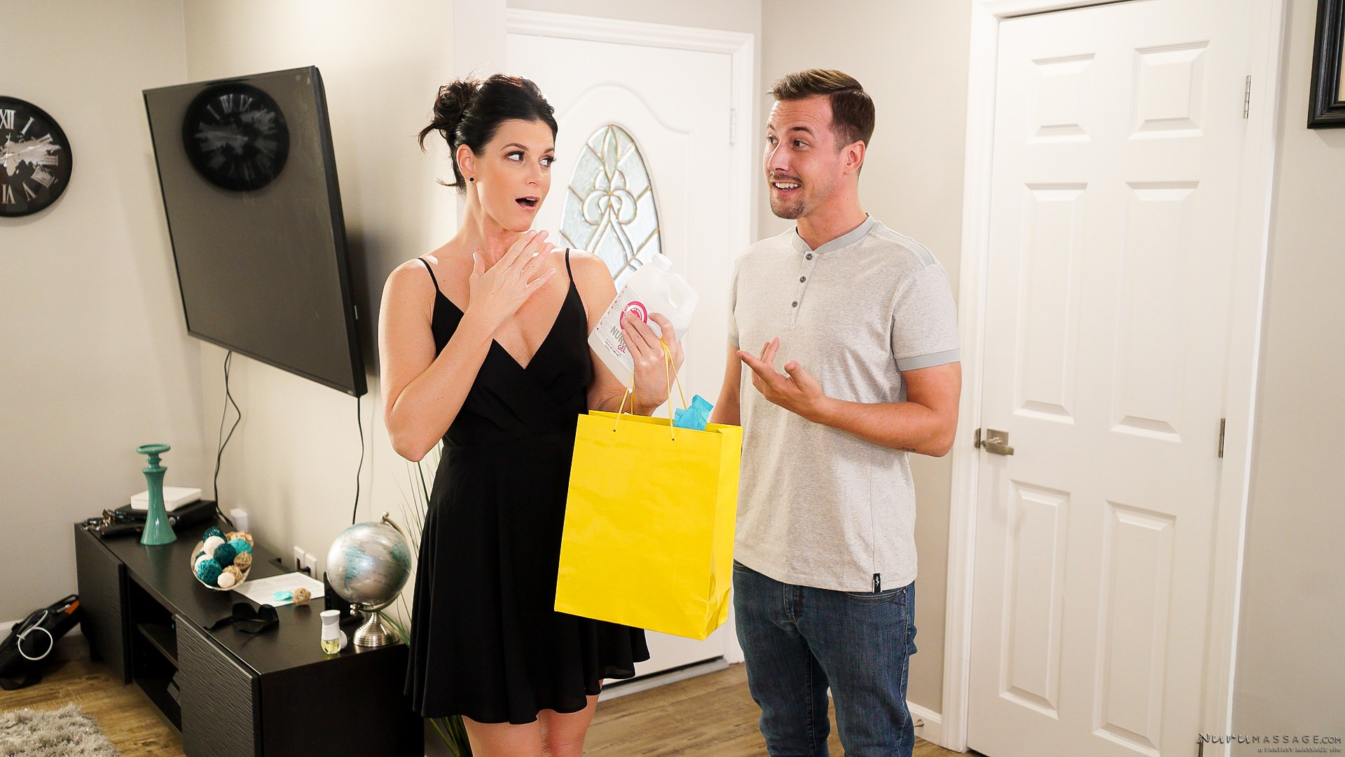 India Summer - Aunt's Welcome Gift (2020) SiteRip |