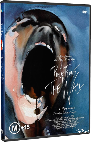 Pink Floyd - The Wall 1982 (1999, DVD9)