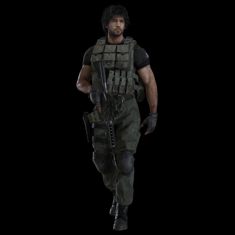 Новые подробности  Resident Evil 3: Nemesis 15304e6115135f748fa4deaeda83d3f1