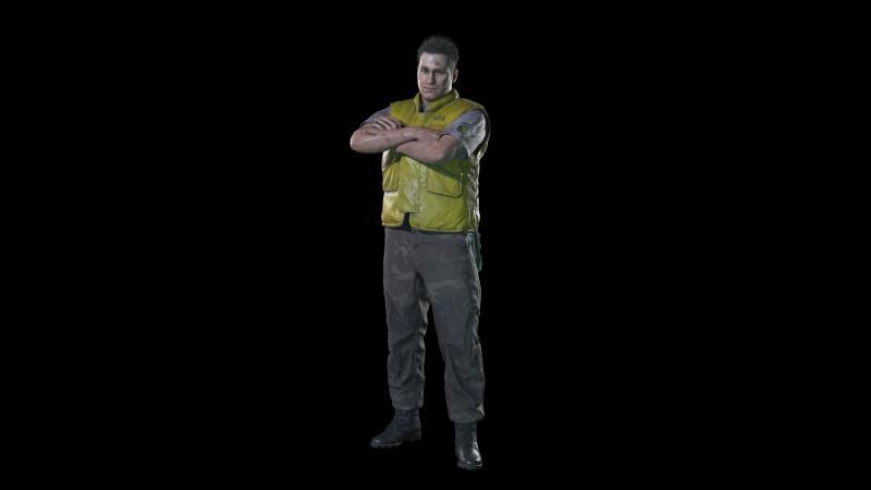 Новые подробности  Resident Evil 3: Nemesis 7568b622b46a38eeed2df58eb904da3e