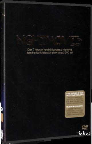 Nightmoves (2008, 3xDVD9)